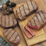 Filet Mignon Surf and Turf