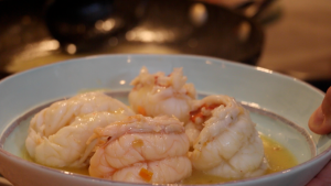 Butter Poached Lobster Tails