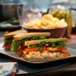 Lobster BLT with Sweet and Smoky Mayo