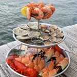 Grilled Seafood Tower